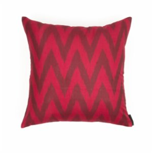 Mekhann  Ikat II Silk Pillow Case