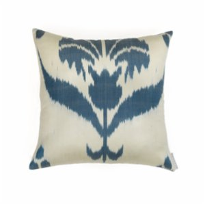 Mekhann  Ikat XI Silk Pillow Case