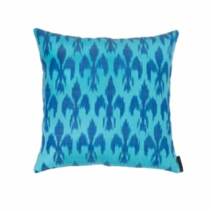 Mekhann  Ikat XIII Silk Pillow Case
