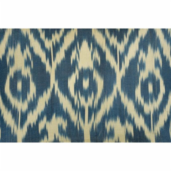 Mekhann Ikat XIV Silk Pillow Case - I