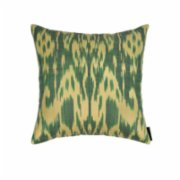 Mekhann  Ikat XVII Silk Pillow Case