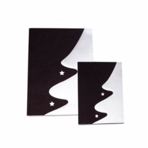 Sade Atölye	  Shining Tree Notebook - 2Set