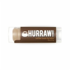 Hurraw  Organic Hurraw! Coffee Bean Lip Balm