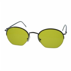 Elia Sunglasses	  Yellow Morgan Unisex Sunglasses