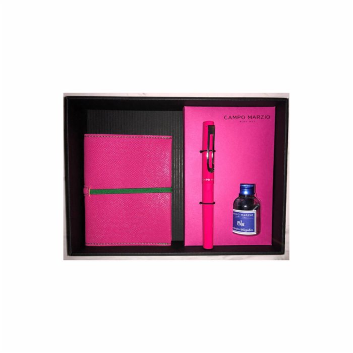 Campo Marzio KIT Forbes Fb + Jacket Notes +  Bottle Cartdrige