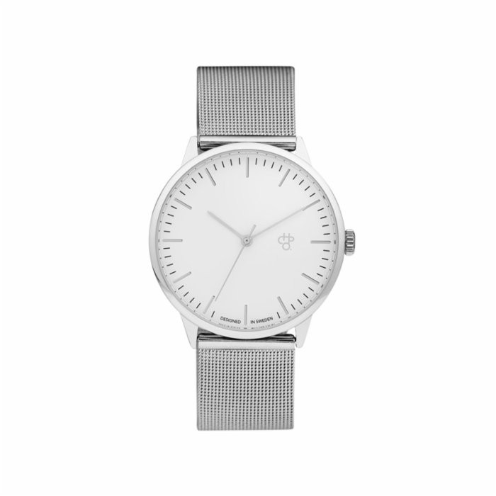 CHPO Nando Silver Watch