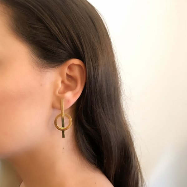 More Design Objects Fi Earring