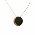 More Design Objects New Moon Necklace