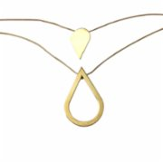 More Design Objects  Drop Necklace