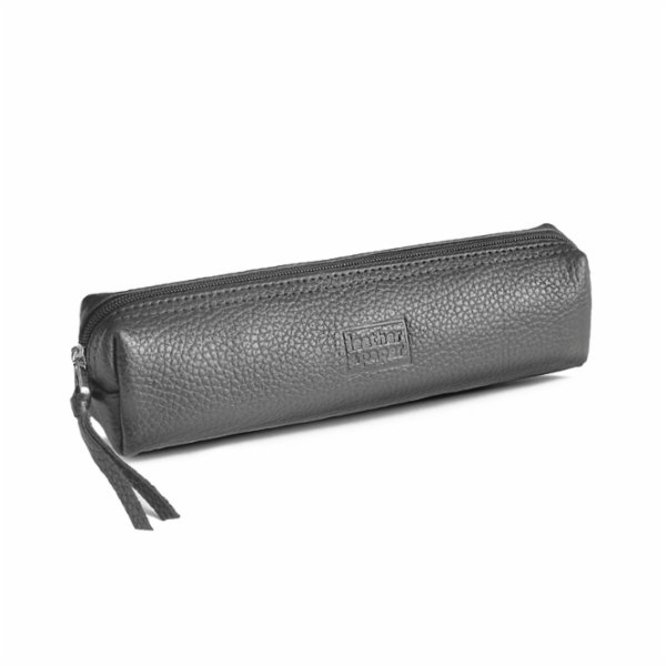 Leather & Paper Leather Pencil Case