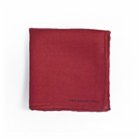 The Black Ears The Red Wheel Pocket Square