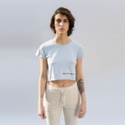 Bassigue  High Waisted T-Shirt