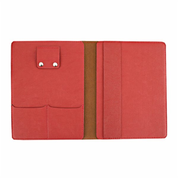 Lecolor Leather Notebook Leather Case
