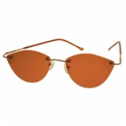 Elia Sunglasses	  Brown Hepburn Women's Sunglasses
