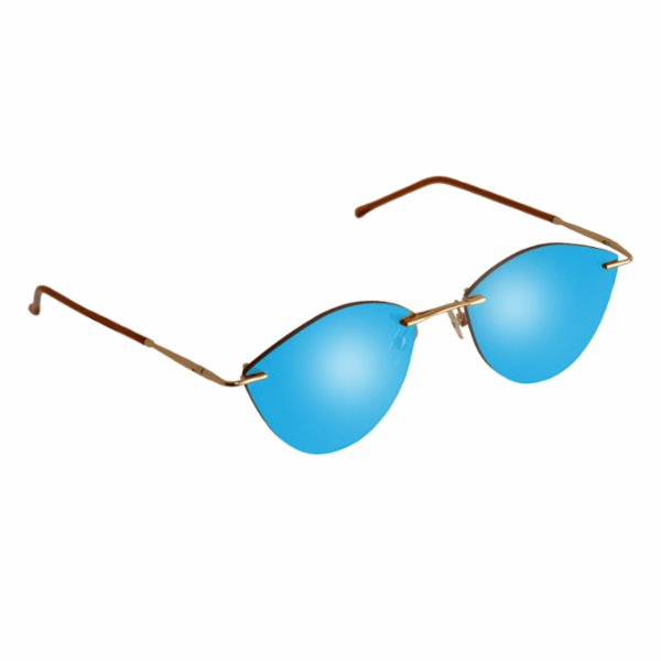 Elia Sunglasses	 Mirrored Hepburn Women's Sunglasses