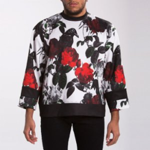 Coucou  Man Printed Sweat