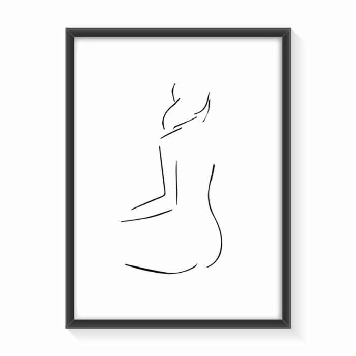 Normmade Beauty Print