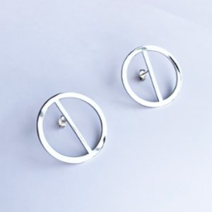 More Design Objects  Min Earring
