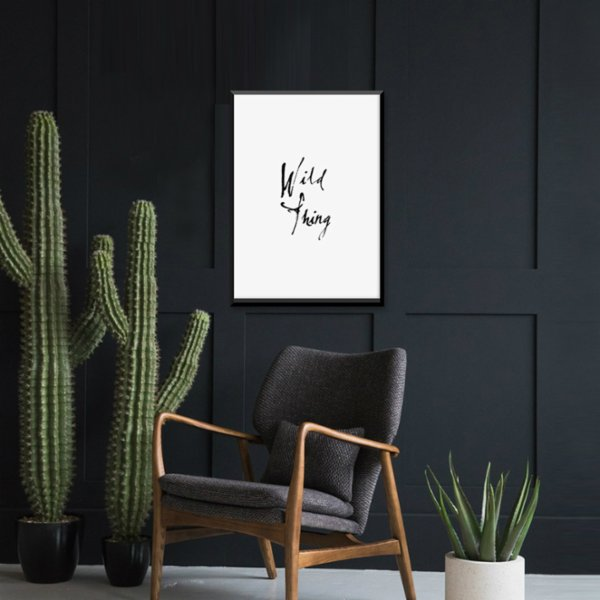 Normmade Wild Thing Print