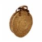 Mien İstanbul Knitted Rattan Round Shoulder Bag II