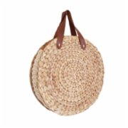 Mien İstanbul  Knitted Rattan Round Hand Bag IV