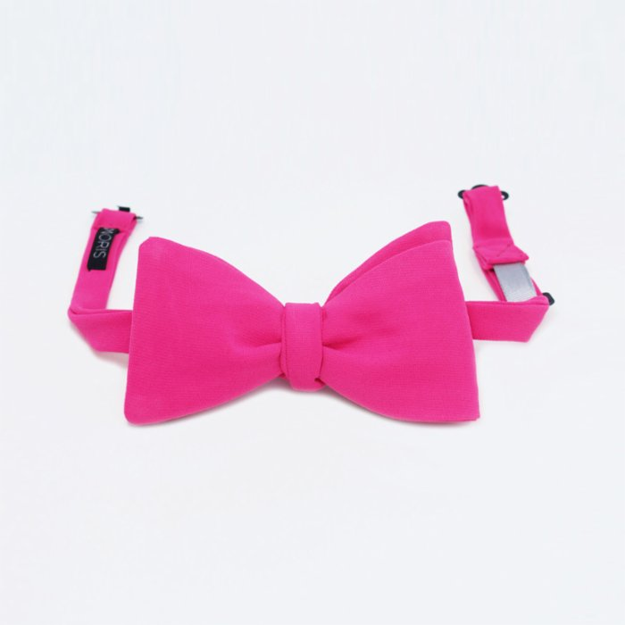Moris Sweet Butterfly Self Tie Bow Tie