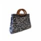 Mien İstanbul Knitted Rectangular Hand Bag