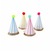 Meri Meri  Party Hats Pack of 8
