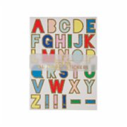 Meri Meri  Alphabet Stickers Pack of 10 Sheets