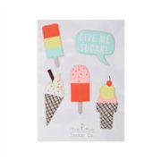 Meri Meri  Ice Creams Stickers