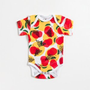 Baby Fou  Apple Short Sleeve Body