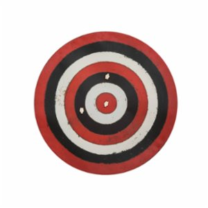 Warm Design	  Metal Target Magnet Board