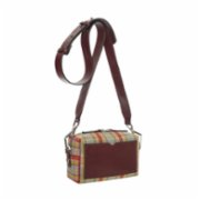 Baa  Susan Check Fabric Bag