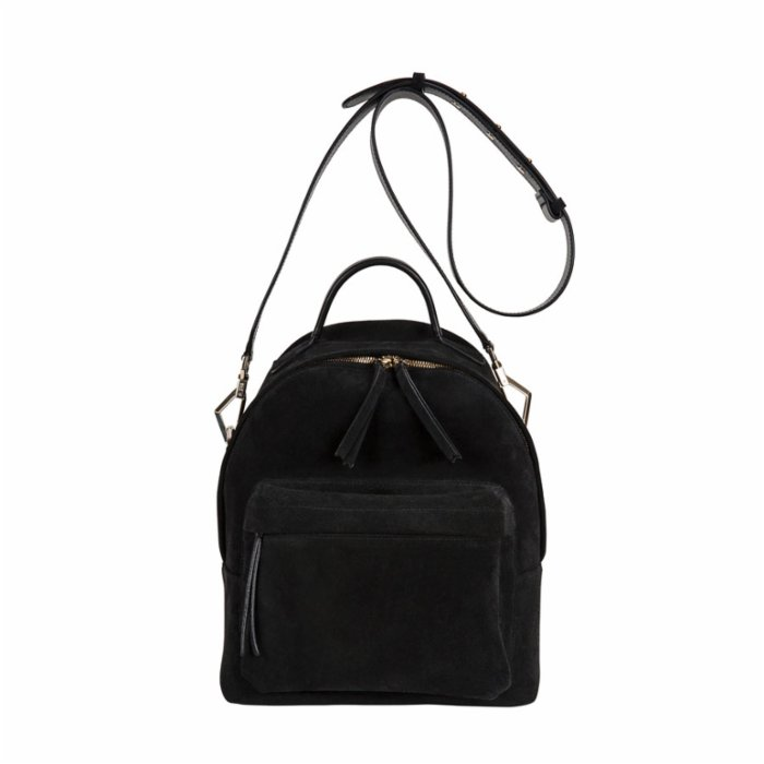 Baa Jo Suede Shoulder Bag