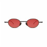 Komono  Sinclair Black Red Unisex Güneş Sunglasses