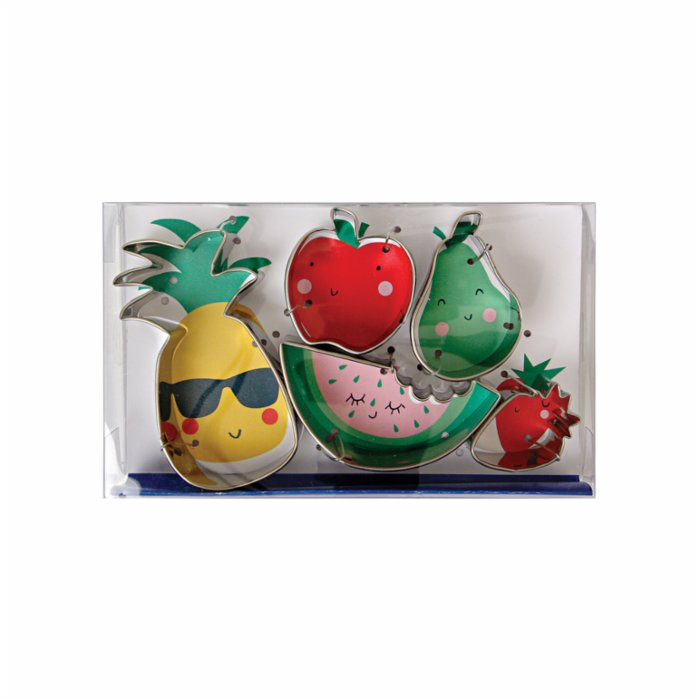 Meri Meri Fruit Cookie Cutters