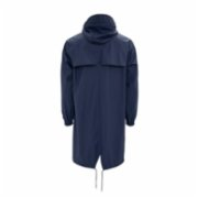 Rains  Fishtail Parka Raincoat - Blue