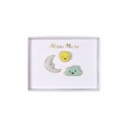 Meri Meri  Weather Enamel Pin