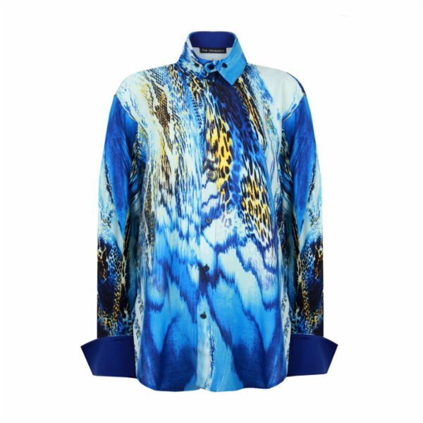The Jacquelyns Tj Blues Shirt