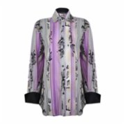 The Jacquelyns  Purple Leo Shirt