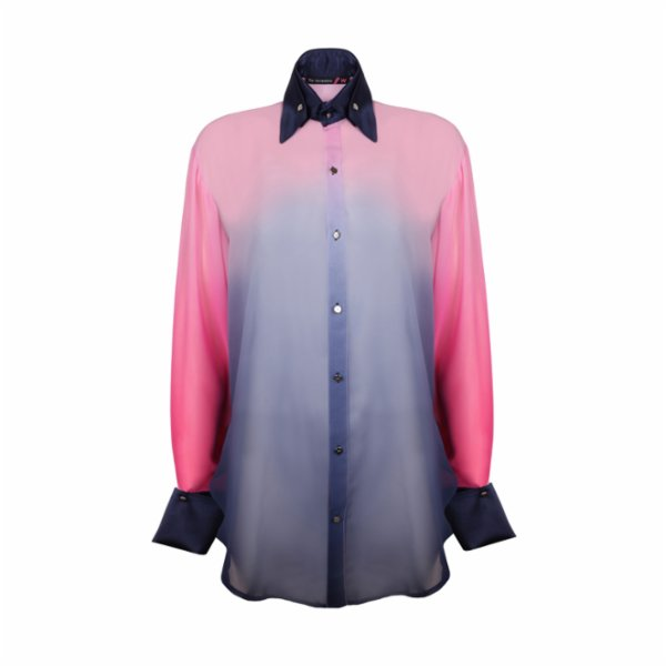 The Jacquelyns Tj Degrated Shirt