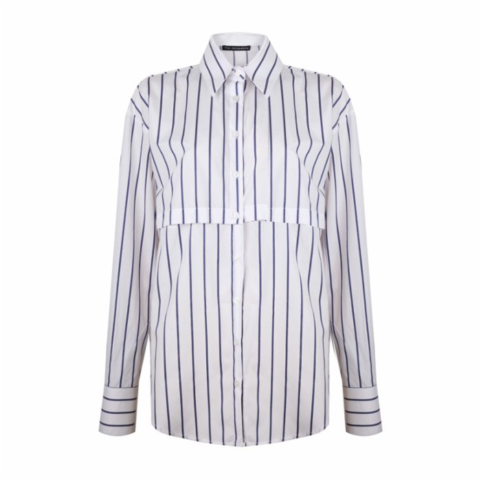 The Jacquelyns Tj Two-In-One Shirt - VII