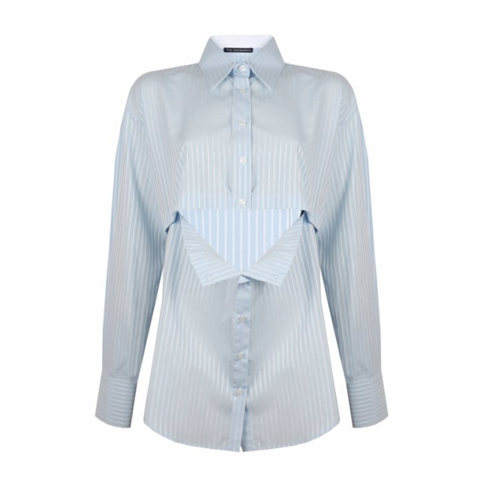 The Jacquelyns Tj Two-In-One Shirt - III