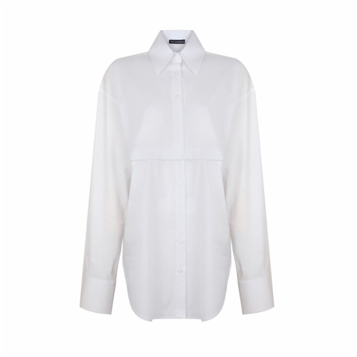 The Jacquelyns Tj Two-In-One Shirt - II