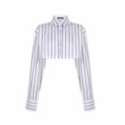 The Jacquelyns Tj Two-In-One Shirt - V