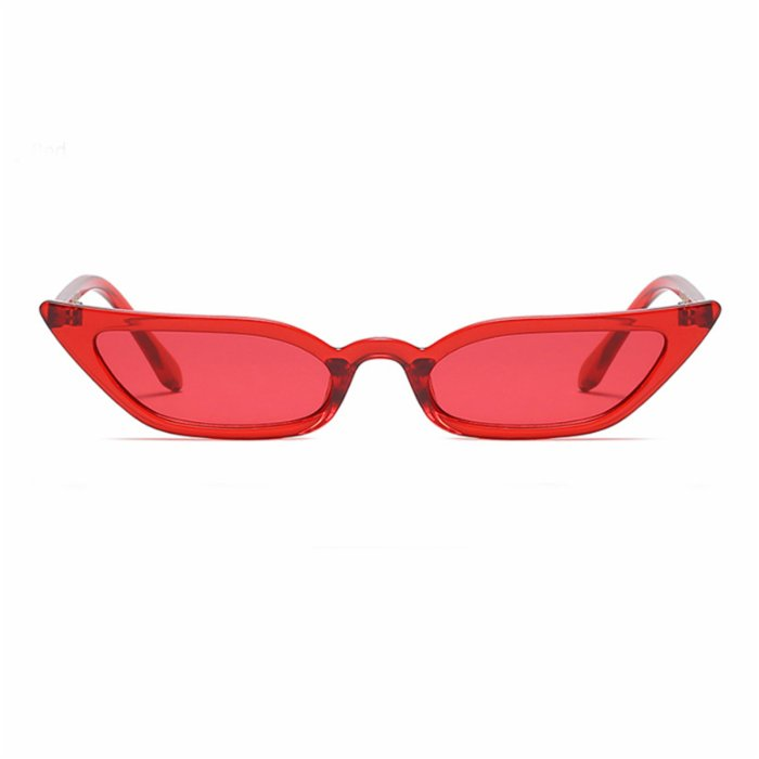 Mooshu Electra Red Woman's Sunglasses