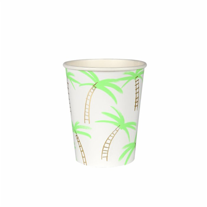 Meri Meri Palm Trees Cups