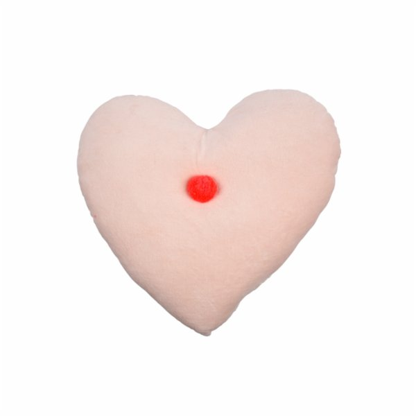 Meri Meri Velvet Heart Cushion