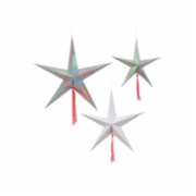 Meri Meri  Shooting Stars Decorations