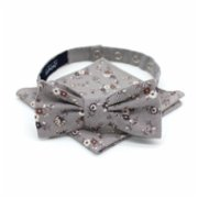 Atelier Dupont  Chicago Slim Bow Tie&Pocket Square